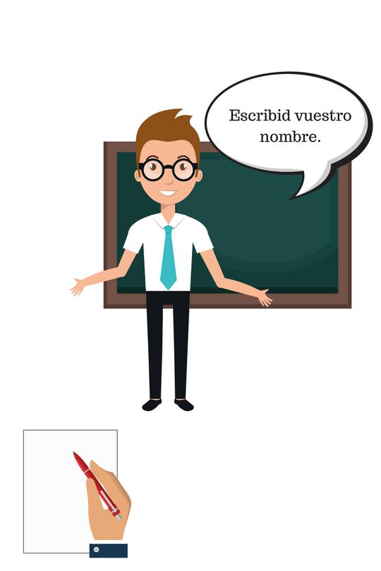 imperativo en español