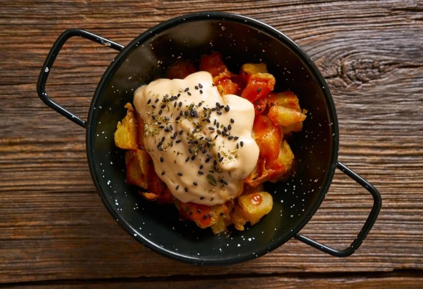patatas bravas origen de las tapas
