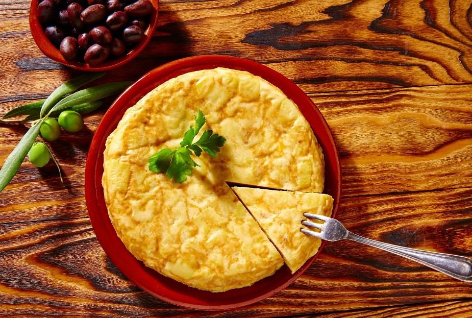 tortilla de patata origen de las tapas