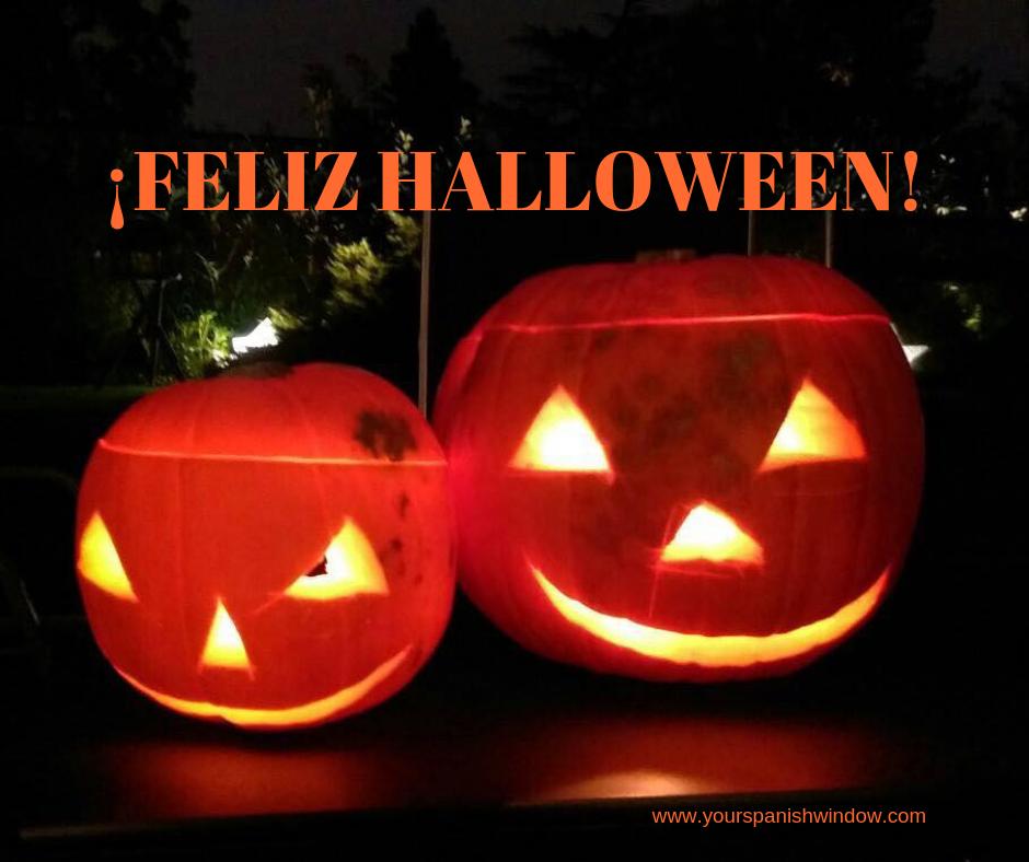 dia de halloween Spanischunterricht