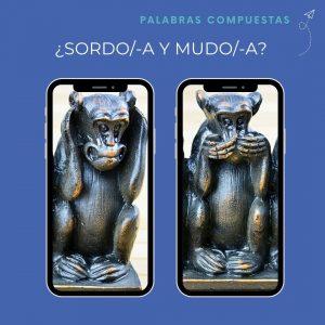 learn Spanish sordomudo