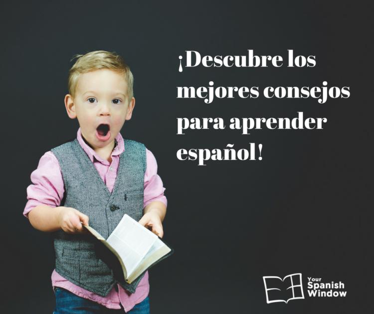 consejos para aprender español