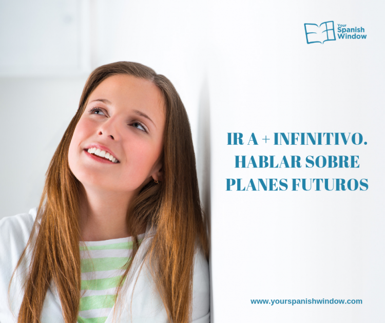 aprende espanol ir a futuro inmediato