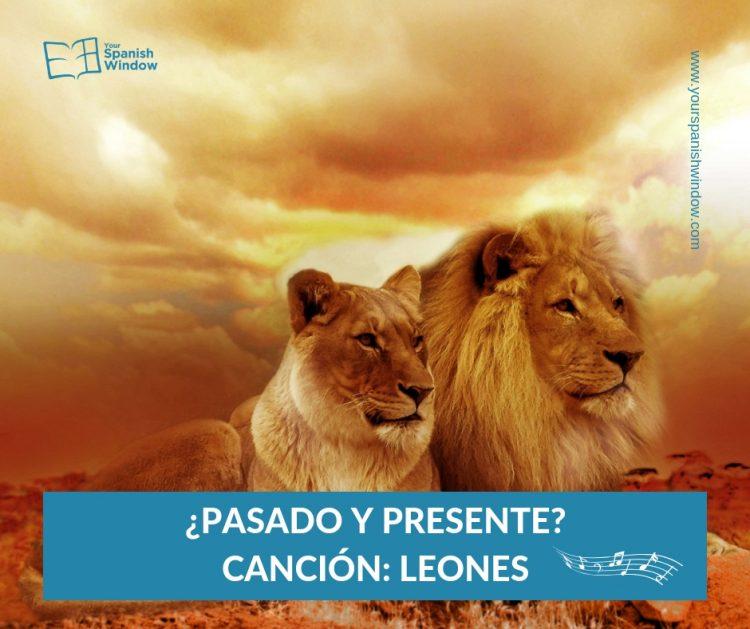 pasado presente cancion aprende español con música
